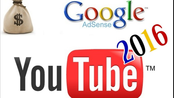 Publishing Adsense Youtube
