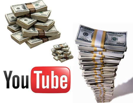 Chanel Youtube di Approve Adsense