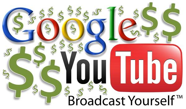 Publising Adsense Dengan Youtube