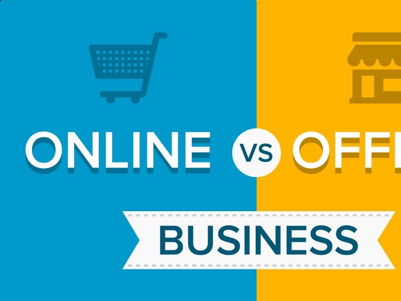Bisnis Online dan Bisnis Offline