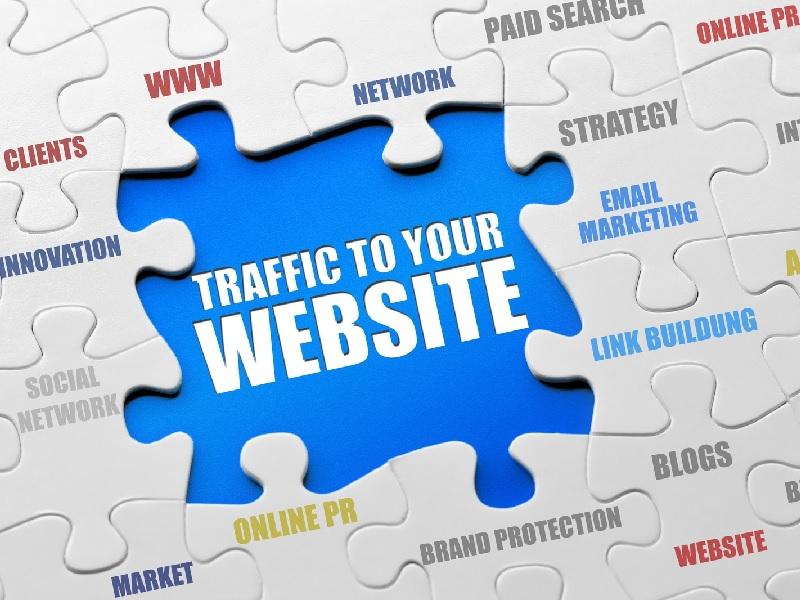 Penyebab Utama Trafik Website Rendah