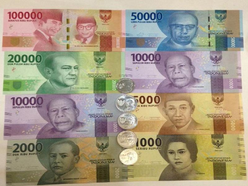 Uang Rupiah Desain Baru Emisi Tahun 2016