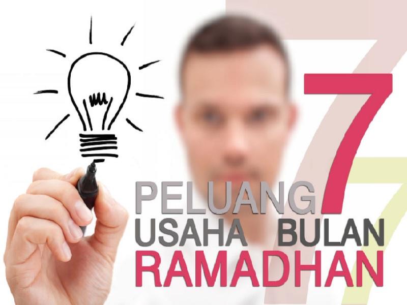 Bisnis Musiman Menjelang Bulan Ramadhan