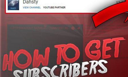 Cara Ampuh Untuk Mendapatkan Banyak Subscriber Youtube