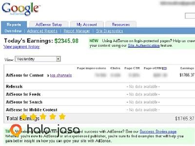 Cara Profesional Mendapat Uang Dari Internet