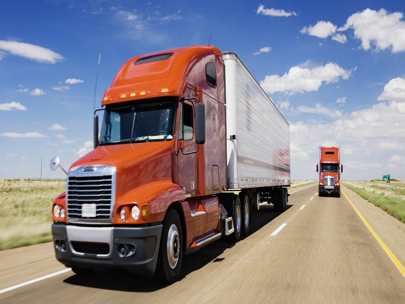 Peluang Usaha Trucking Beromset Puluhan Juta
