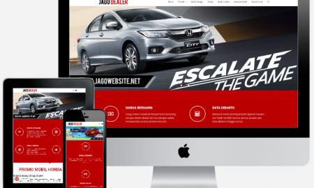 Website Sales Mobil