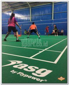 Karpet Badminton 2