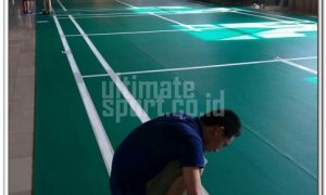 Karpet Badminton